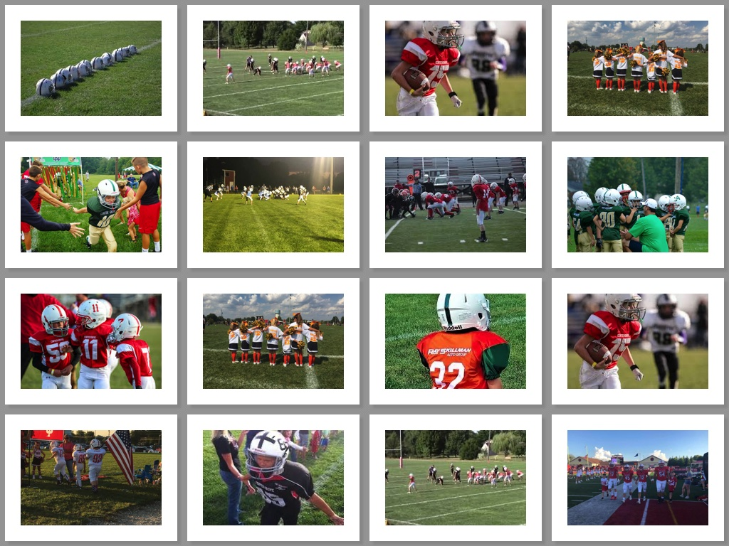 Center Grove Bantam Football League